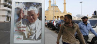 El Papa resalta en el Líbano la unión entre musulmanes y cristianos
