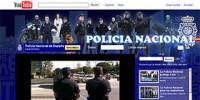 La Policía Nacional consigue más de 2 millones de visitas en su canal de Youtube