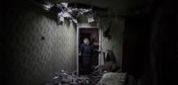 Los cirujanos de Ucrania, obligados a coser con hilo de pescar