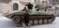 Grupos rebeldes de Siria declaran una nueva