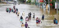 Más de 150 desaparecidos tras los deslizamientos de tierras en Sri Lanka