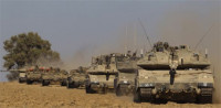 Netanyahu da orden de empezar la ofensiva terrestre en la Franja de Gaza
