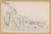 De Denia a Laredo, la costa española del XIX a través los dibujos de Rafael Monleón y Torres