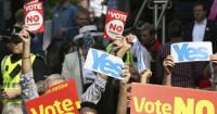 4,3 millones de escoceses están llamados a votar sobre su independencia