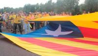 Empate técnico sobre la independencia de Cataluña: 45,1 en contra y 44,9 a favor