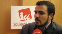 Garzón arremete contra IU Madrid: