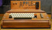 El ordenador Apple I, vendido por cerca de 300.000 euros en Nueva York