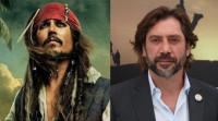 Confirmado el reparto de Piratas del Caribe 5, con Javier Bardem