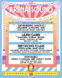 Morat, Ummet Ozcan, Dorian y Bad Gyal entre las nuevas confirmaciones del Arenal Sound