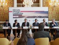 Obama lidera en Oporto y Madrid dos cumbres sobre economía circular y cambio climático