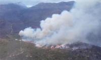 Controlado el incendio de Tivissa con 830 hectáreas quemadas