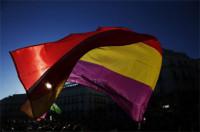 La Policía impedirá las banderas republicanas en el desfile del nuevo Rey