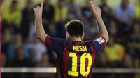 Messi pone en duda su futuro en el Barcelona