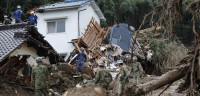 27 muertos y diez desaparecidos por las lluvias en Hiroshima