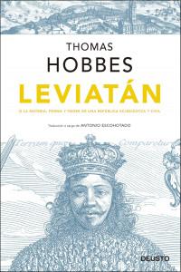 Deusto publica 'Leviatán. O la materia, forma y poder de una república eclesiástica y civil'
