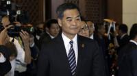 El gobernador de Hong Kong acusa a