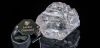 Descubierto el mayor diamante desde hace un siglo