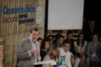 Rajoy: ya se ve la luz