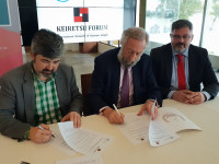 El ayuntamiento de Coria del Río y la Red Internacional de Business Angels Keiretsu Forum Business Angels firman un acuerdo de colaboración