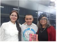 Entrevista a la escritora, poetisa, filósofa y pintora Ela Urriola