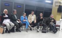 Conversatorio poético e histórico, con célebres poetas costarricenses