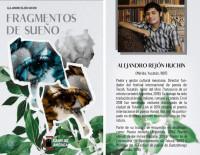 El escritor mexicano Wilberth A. Rejón publica su cuarto poemario en Europa