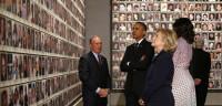 Obama inaugura el Museo del 11-S