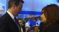 Cameron rechaza el diálogo con Kirchner sobre las Malvinas