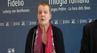Helga Schmidt, que levantó Les Arts, fuera de escena por su gestión
