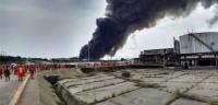La explosión en una planta petroquímica de Veracruz deja tres muertos