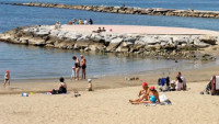 Chubascos en el Mediterráneo y temperaturas moderadas en todo el país durante el fin de semana