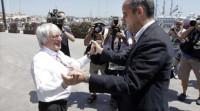 Anticorrupción pide al Consell facturas de los viajes de Camps a Londres para negociar con Ecclestone la F-1