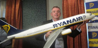Ryanair gana un 8% menos en su ejercicio fiscal 2013-2014