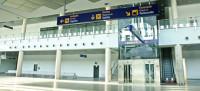 El director del aeropuerto de Castellón: está vacío