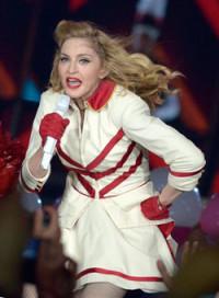 Madonna enamora en Barcelona