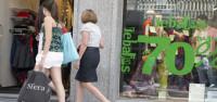 Arrancan las rebajas de verano en Madrid