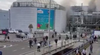 Al menos trece muertos en las explosiones del aeropuerto de Bruselas
