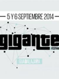 Horarios del Festival Gigante 2014