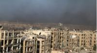 Mueren 38 civiles en bombardeos del Ejército de Siria contra Alepo en las últimas 24 horas
