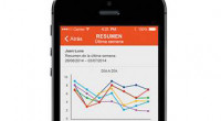 Una nueva aplicación facilita el seguimiento y control de los síntomas del paciente con esclerosis múltiple