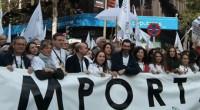 Miles de personas se manifiestan en Madrid por la derogación de la ley del aborto