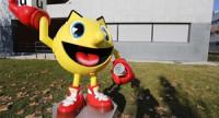 Pac-Man se convierte en la primera estatua de videojuegos de España