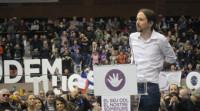 Iglesias dice que no quiere que Cataluña se independice y arremete contra Mas y Rajoy