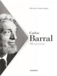 Memorias, Carlos Barral