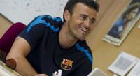 Luis Enrique, nuevo entrenador del FC Barcelona