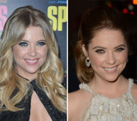 Ashley Benson, indecisa con su look