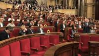 El Parlamento catalán rechaza la investidura de Turull por la abstención de la CUP