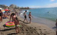 España recibió un 8,2% más de turistas internacionales hasta mayo