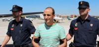 Trasladado a España el etarra que presuntamente atentó en la T4