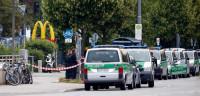 El ataque al centro Olympia deja nueve muertos y 16 heridos